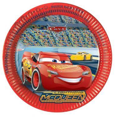 Tanierik veľký Cars