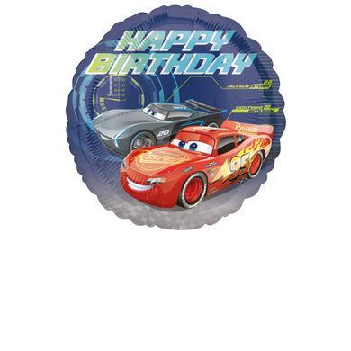 Fóliový balón Cars