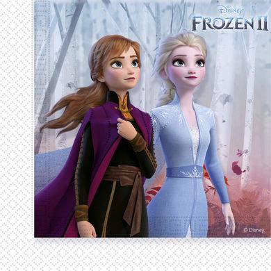 Servítky Frozen 2