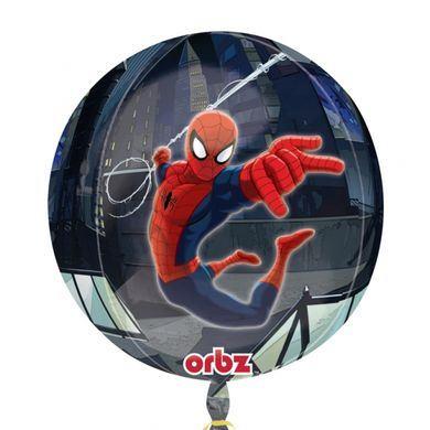 Fóliový balón orbz Spiderman