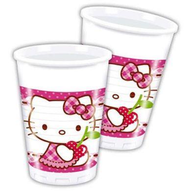 Poháriky Hello Kitty