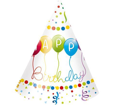 Klobúčik Happy Balloons