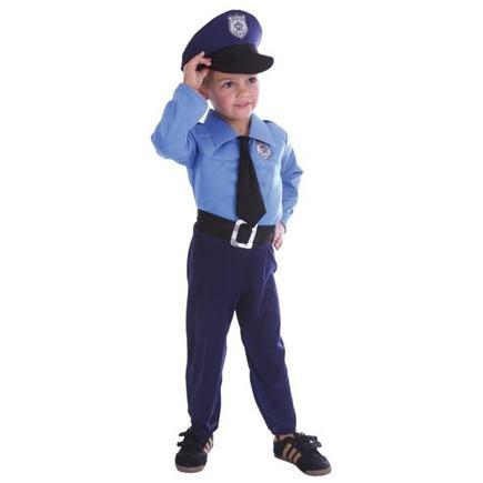 kostým policajt