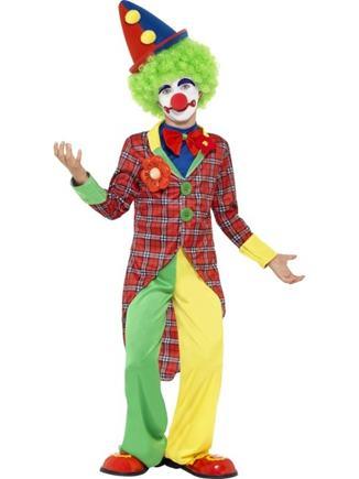 kostýmy klaunov