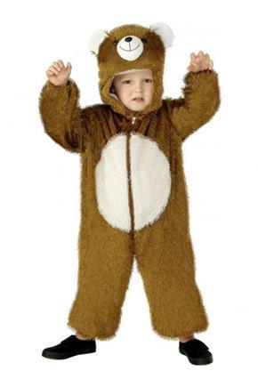 kostým medved
