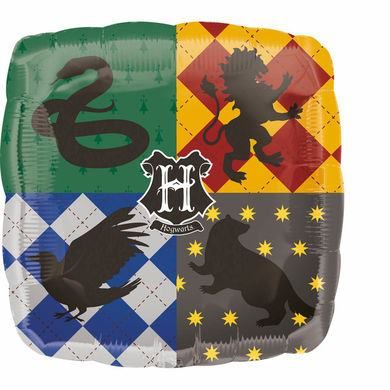Fóliový balón Harry Potter symboly
