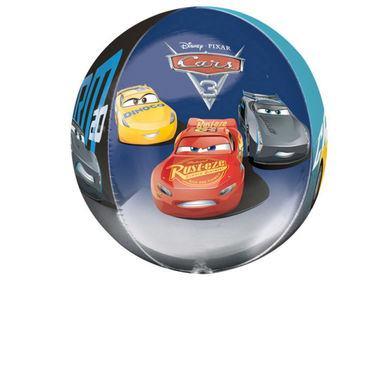Fóliový balón obrz Cars 3
