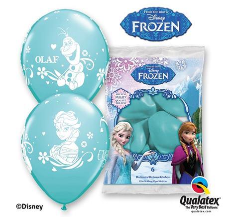 Balóny Elsa, Anna a Olaf
