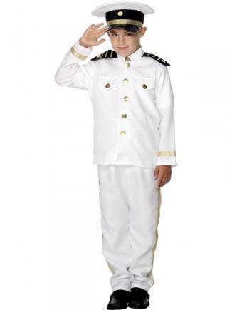 kostým námorník