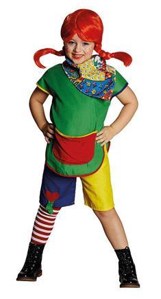 kostým Pipi