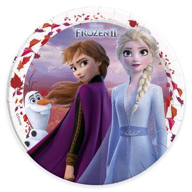Tanierik veľký Frozen 2