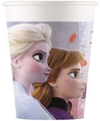 Pohárik papierový Frozen 2