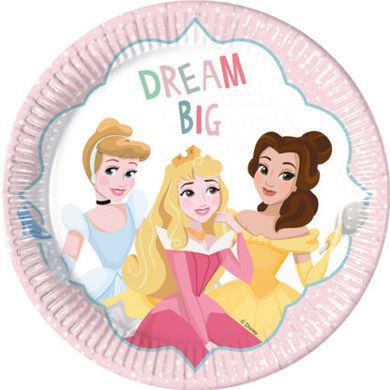 Tanierik veľký Disney Princezné Dream