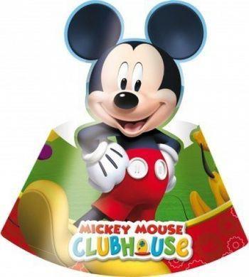 Klobúčik Mickey Clubhouse