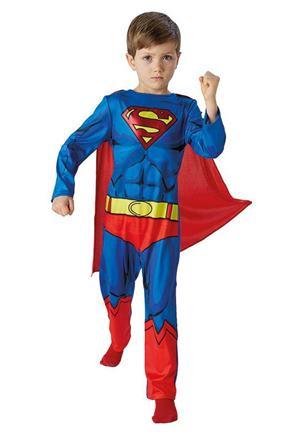 kostýmy supermana