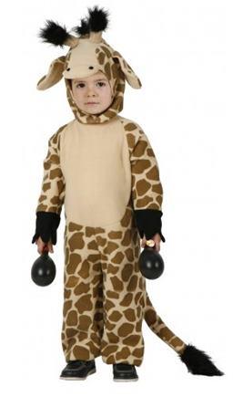 kostým žirafka