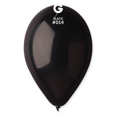 balón čierny