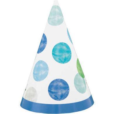 Mini klobúčiky 1. narodeniny Chlapček