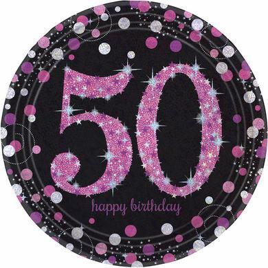 "Tanierik ""50"" pink"