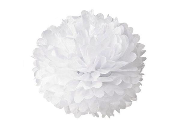 Papierový pompom 24 cm