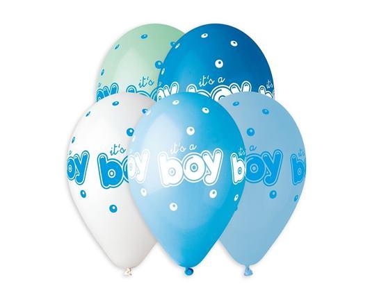 Balóny modré