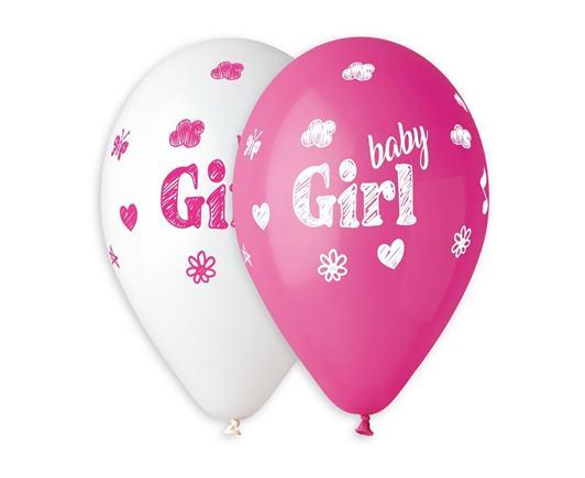 Balóny  BABY GIRL