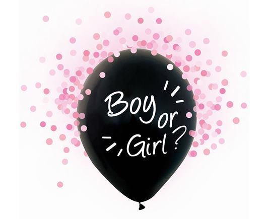 Héliové balóniky  Girl