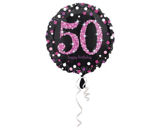 Fóliový balón č.50