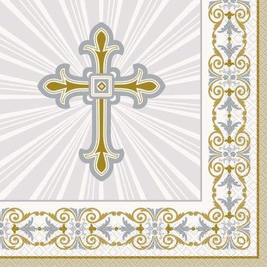 Servítky krížik
