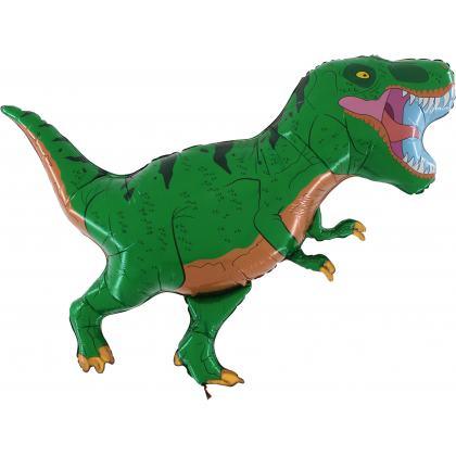 Fóliový balón dinosaurus
