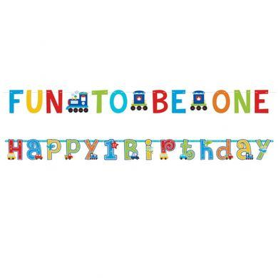 Banner Happy Birthday B-day Boy