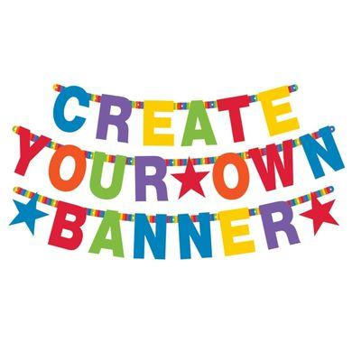 Urob si svoj banner rainbow