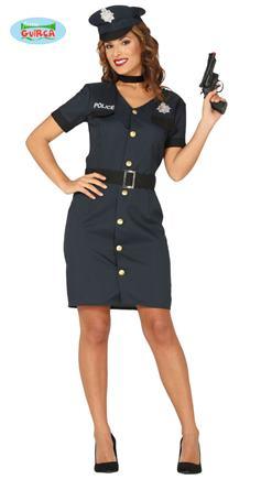 Kostým policajtka L