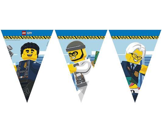 Vlajky Lego city