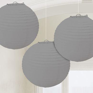 Lampióny strieborné
