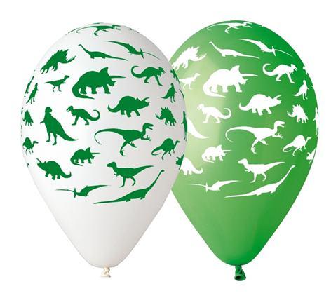 Balóniky Dinosauri