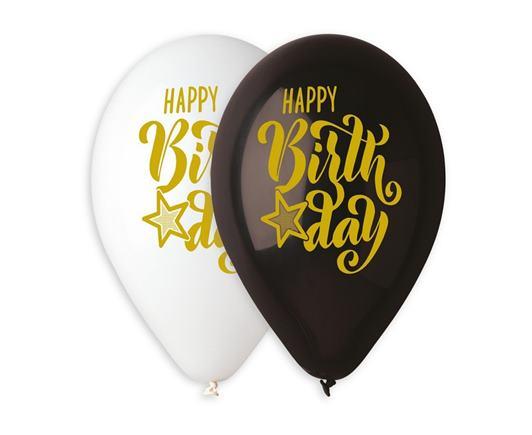 Balóny Happy birhday